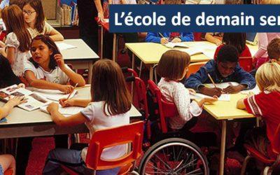 Synthèse du forum du 28 février 2019 « Vers une école inclusive : des pistes pour relever le défi »